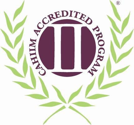 CAHIIM Accredited Program