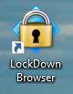 Use Lockdown Browser to access Blackboard
