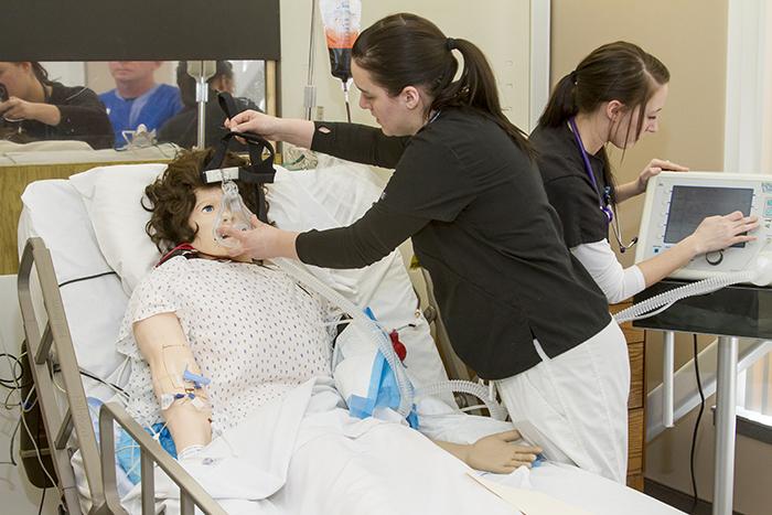 Respiratory Simulation