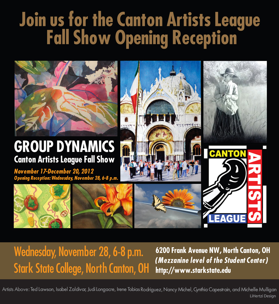 Canton Artists League Fall Show