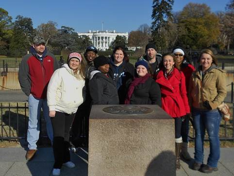 Criminal Justice Trip to DC