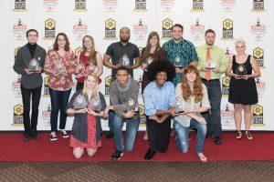 Spartan Media Awards Winners