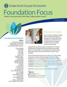 Foundation Focus