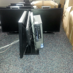 Dell Optiplex with monitor