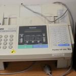 Fax copier