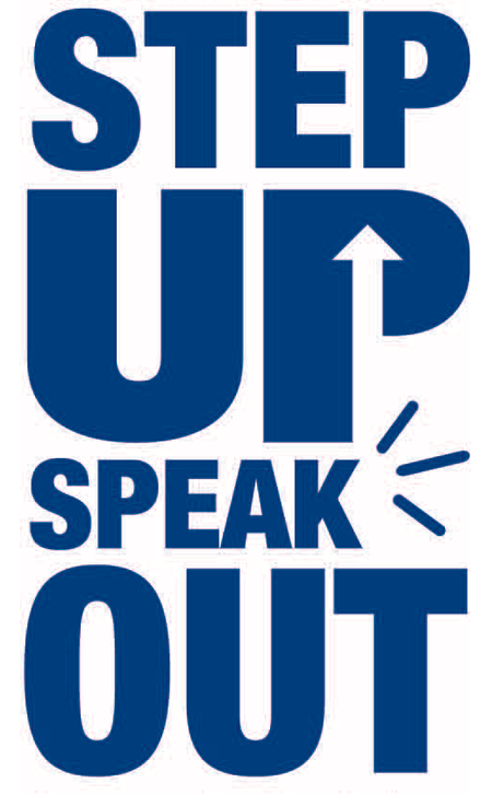 Step Up Speak Out