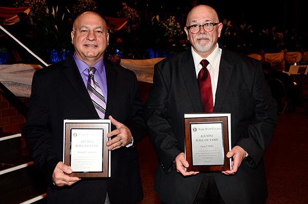2017 Alumni Hall of Fame inductees