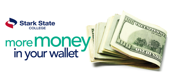 more money in your wallet image