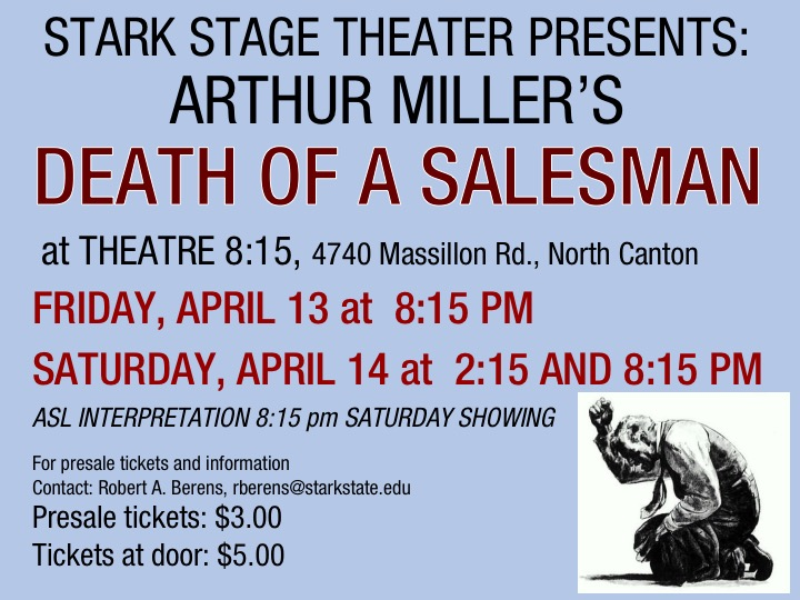 Stark Stage Theater Presents: Death of a Salesman