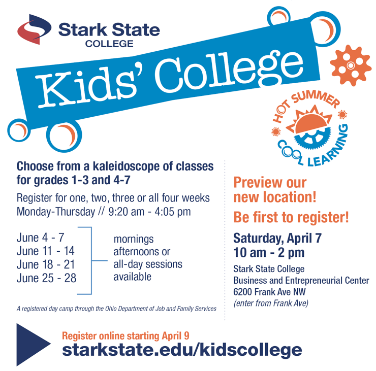 Kids' College Preview