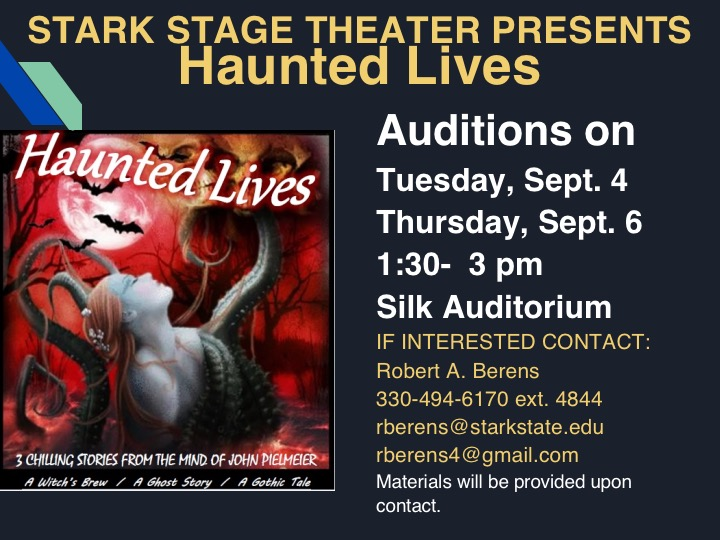 Stark Stage Theater auditions