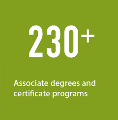 230 degrees and certificates