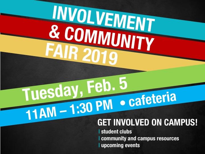 Involvement and Community Fair