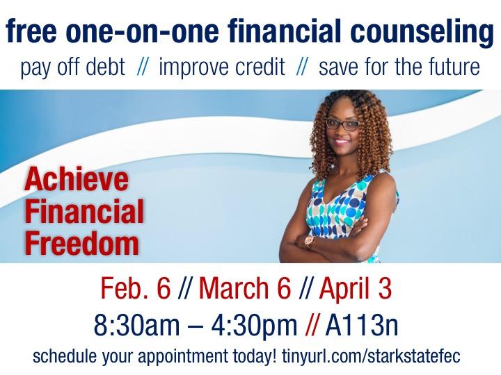 SSC Akron // free financial counseling