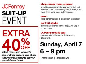 JCPenny Suit Up