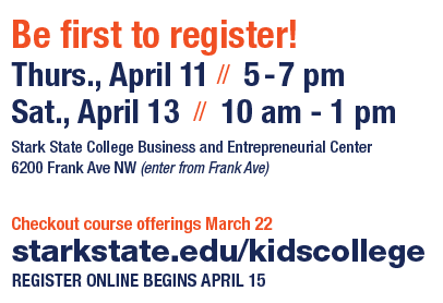 Kids' College Open House