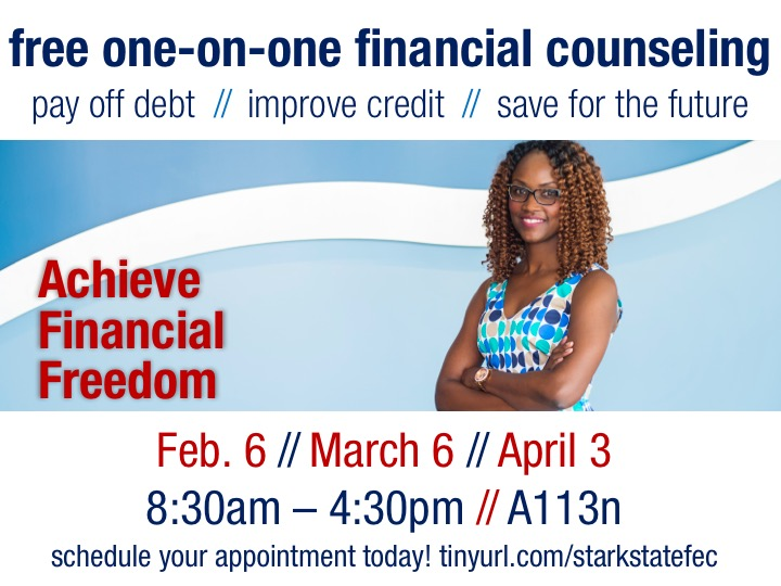 Student financial counseling workshop @ Stark State College Akron