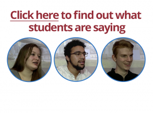 what symposium students are saying