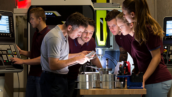 Engineering/advanced manufacturing courses