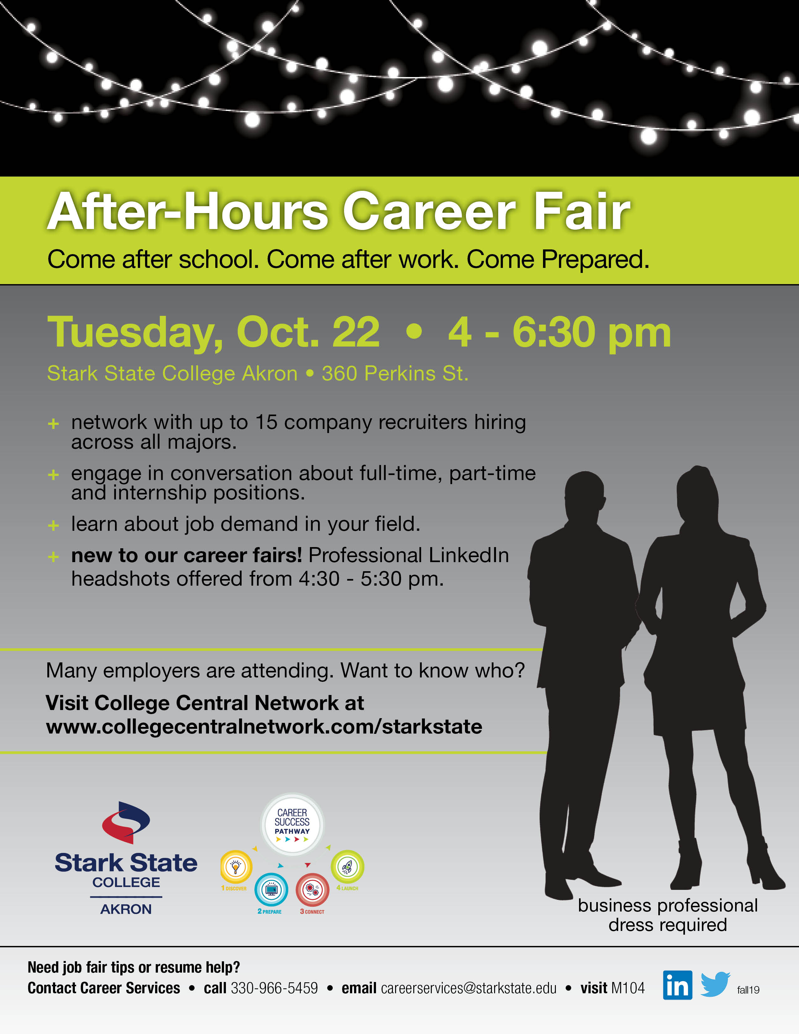 SSC Akron | After-Hours Career Fair @ SSC Akron