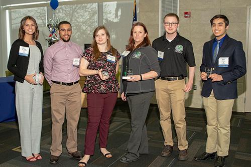2018 Symposium award winners