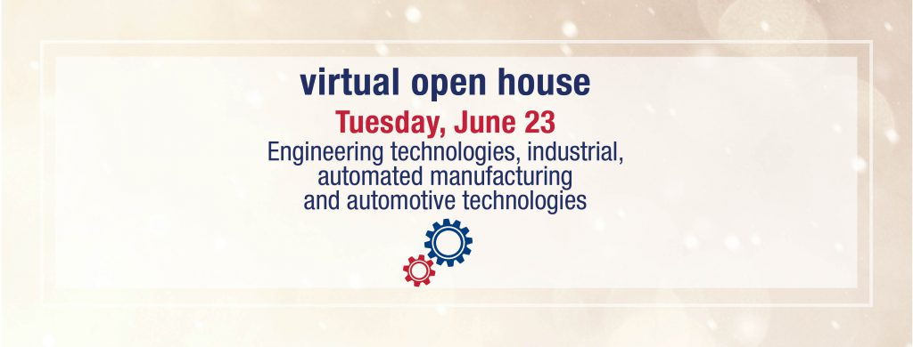 Virtual open house: engineering technologies