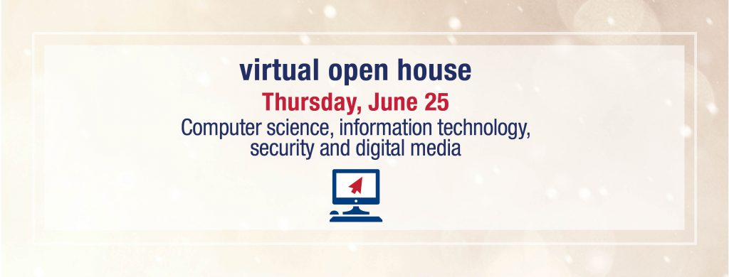 Virtual open house: information technology