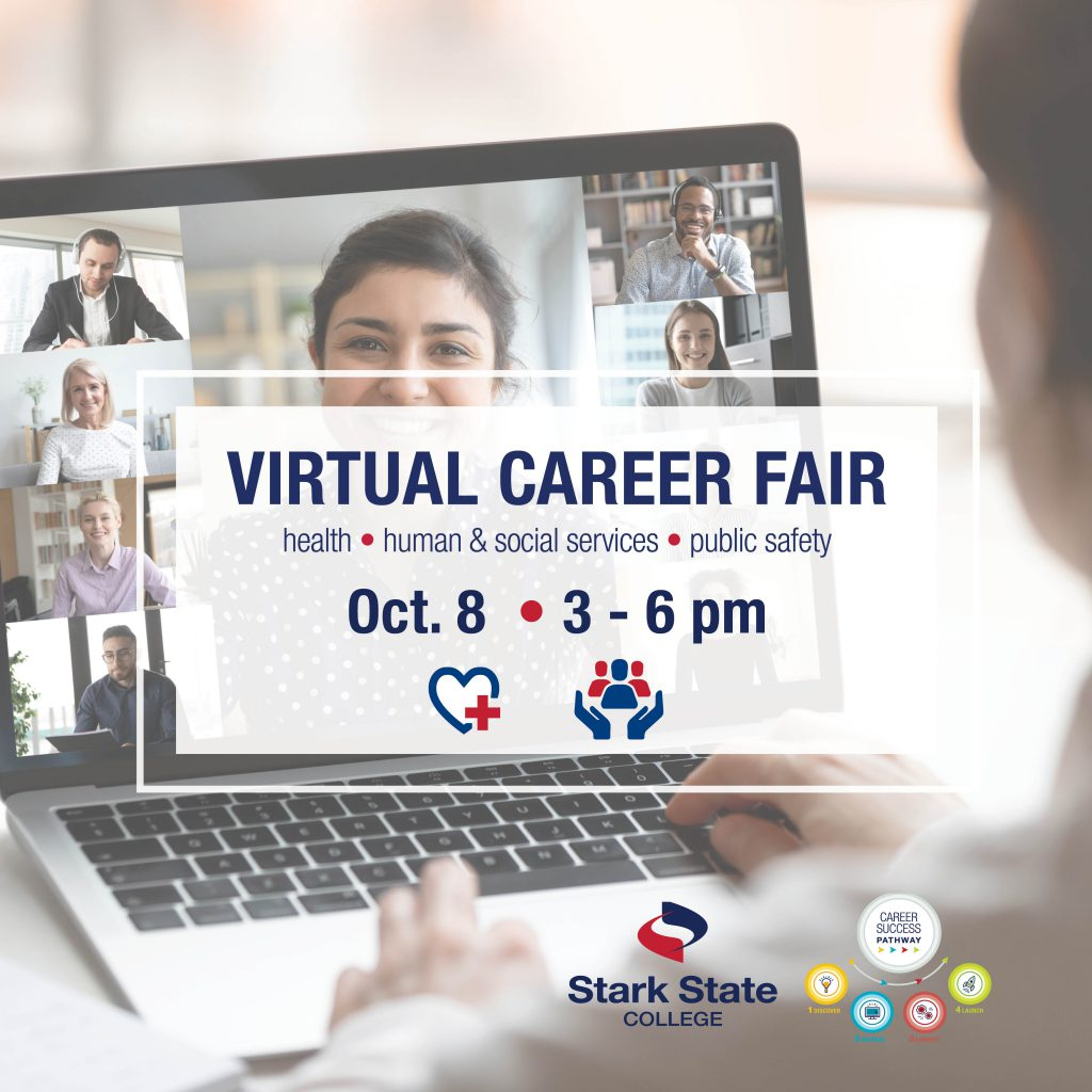 Virtual career fair | health, human and social services and public safety
