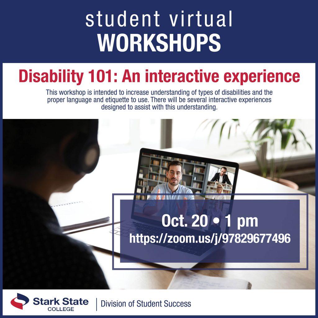 Virtual student workshop