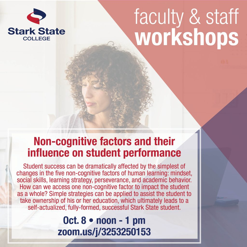 Oct. 8 fac/staff workshop