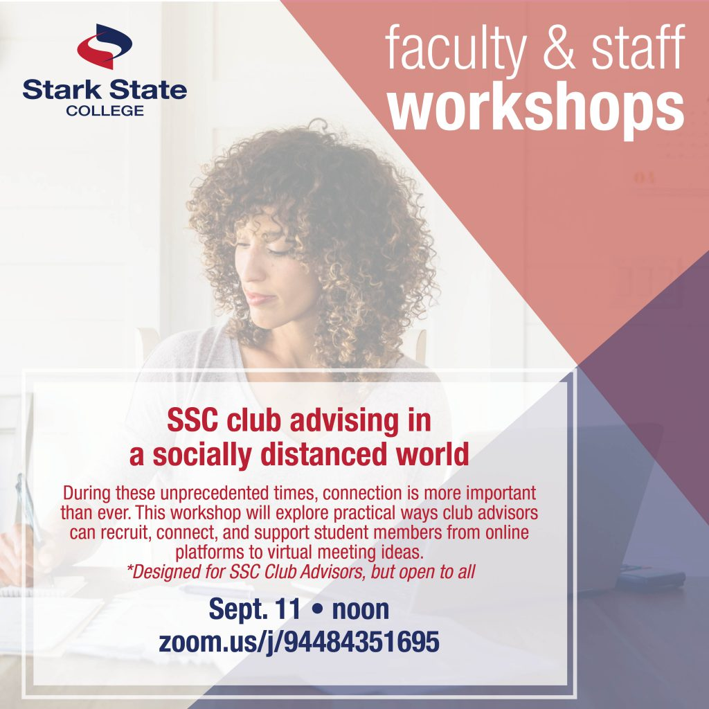 sept 11 fac/staff workshop