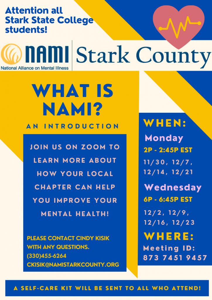 NAMI workshops