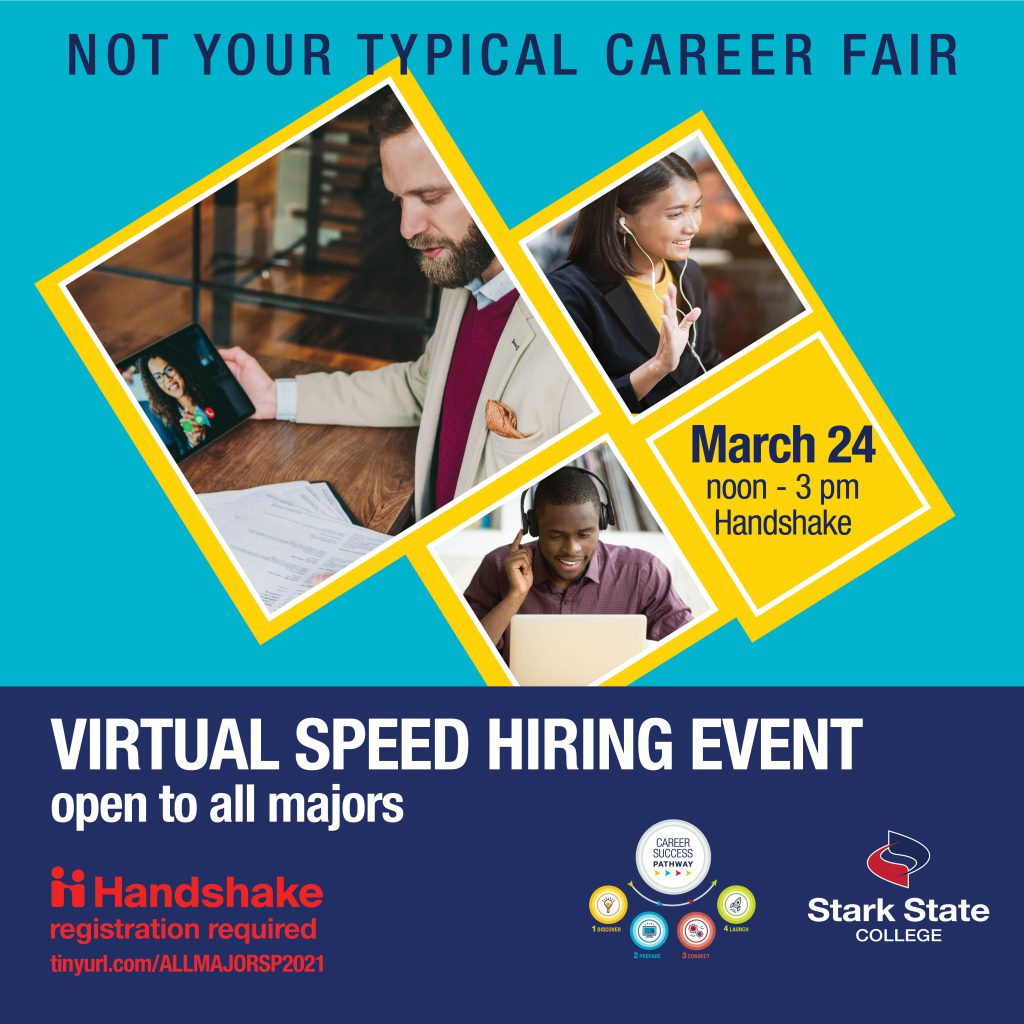 [virtual] Speed Hiring Event • open to all majors
