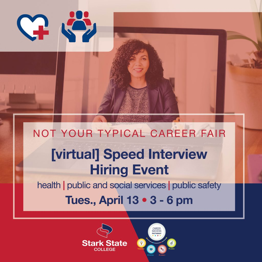 [virtual] Speed Interview Hiring Event • health, public and social services, public safety