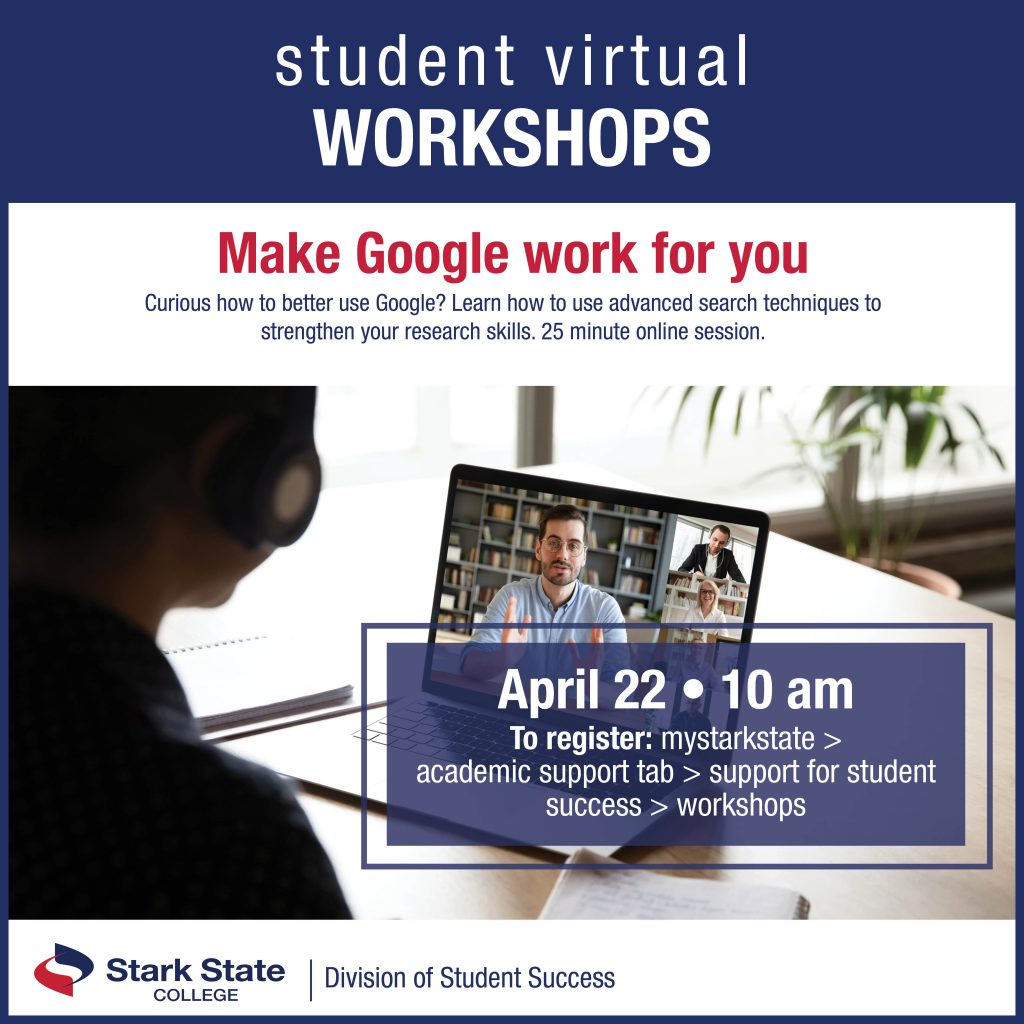 Virtual student workshops | Make Google work for you