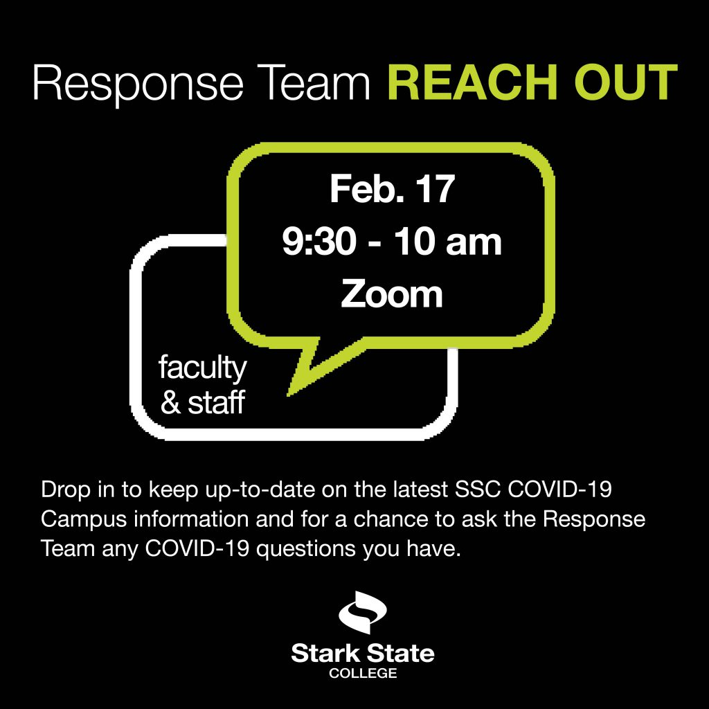 Response Team REACH OUT (for faculty & staff)