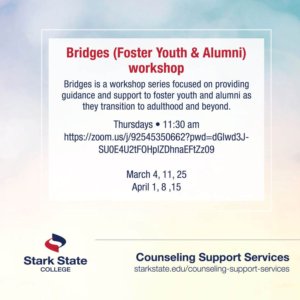 Bridges (Foster Youth and Alumni)