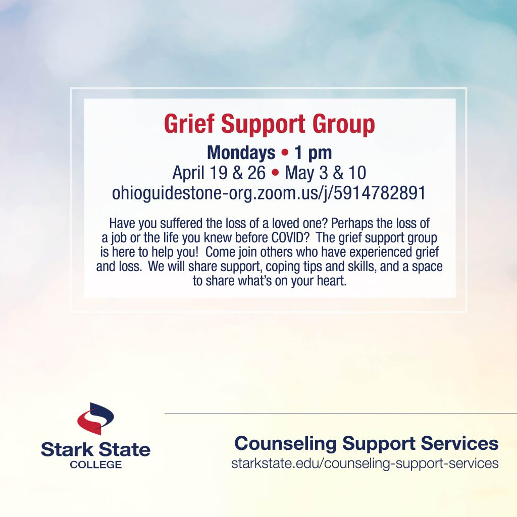 Grief Support Group | counseling services