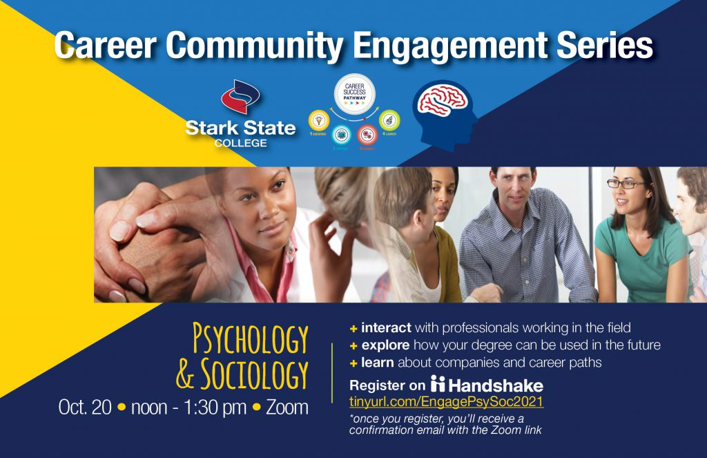 Career Community Engagement Series - Psychology and Sociology