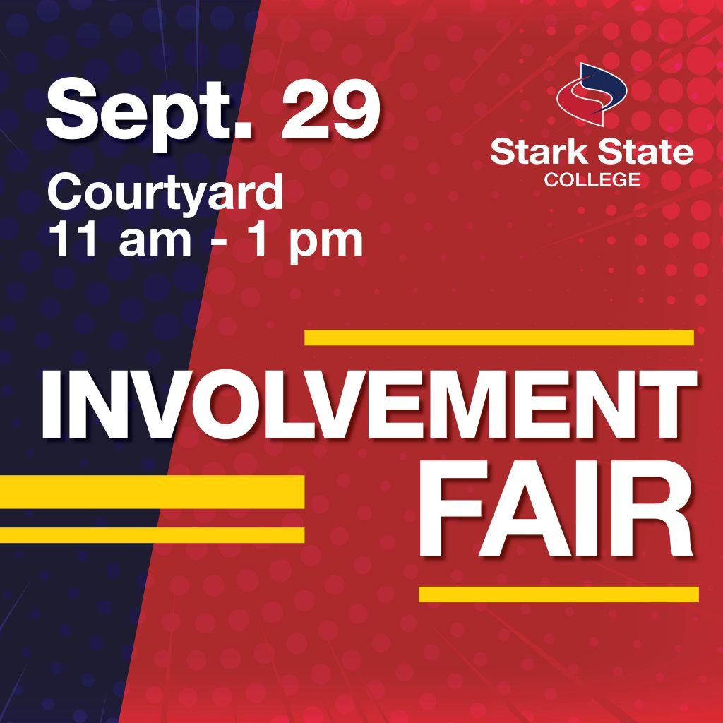Involvement fair - main campus