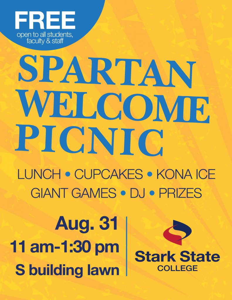 Spartan Welcome Picnic - main campus @ main campus