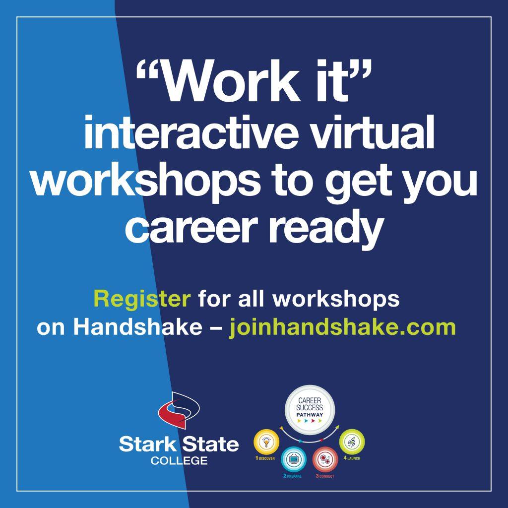 "[LinkedIn 101] ""Work it"" virtual workshops"