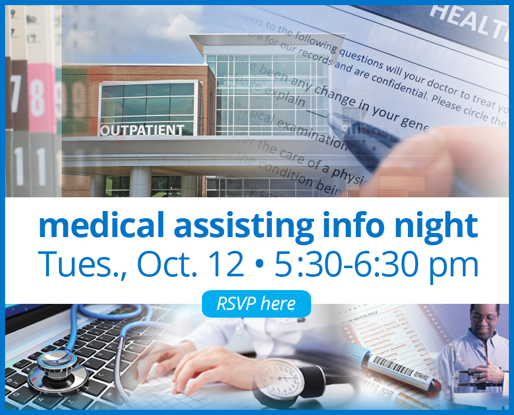 Medical Assisting Info Night @ Stark State College Akron